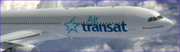 Image: Air Transat Airlines - Airlines