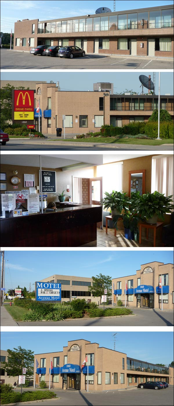 Avenue Motel Toronto Hotels And Motels Mississauga Hotels