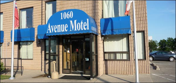Image: Avenue Motel - Mississauga Hotels