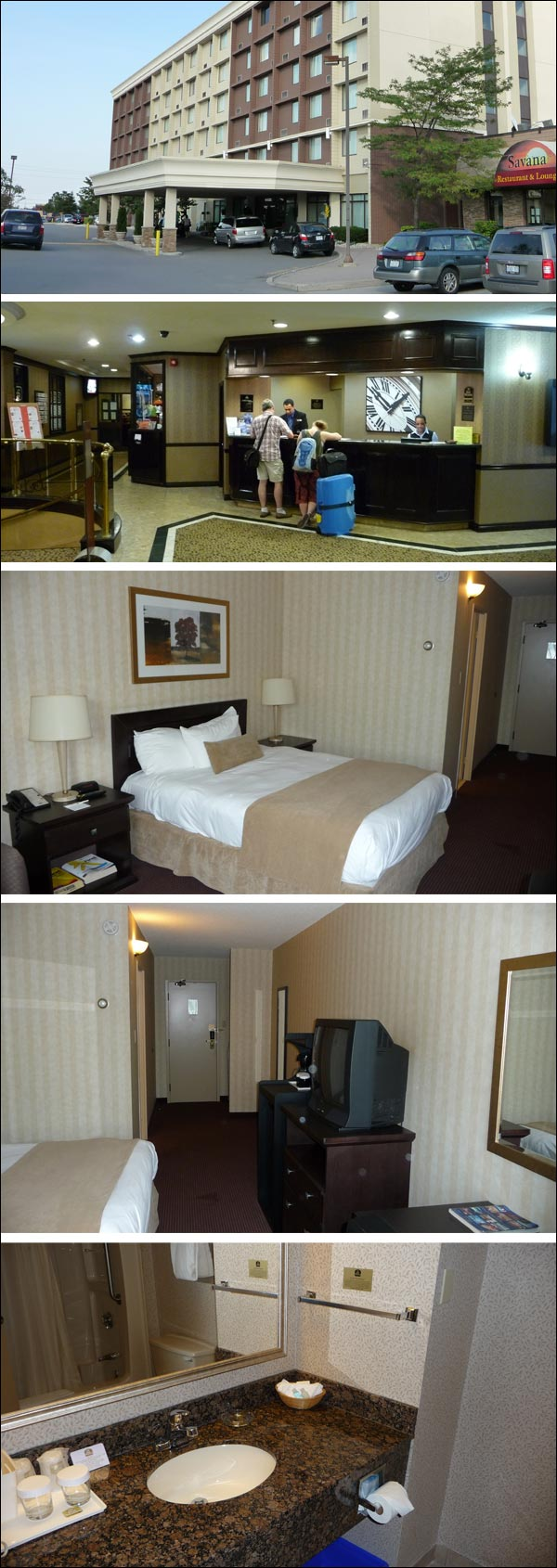 Image: Best Western Toronto Airport