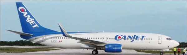 Image: CanJet Airlines