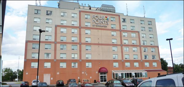 Image: Four Points at Toronto Airport - Mississauga Hotels