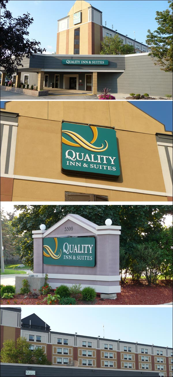 Image: Quality Inn at Toronto Airport