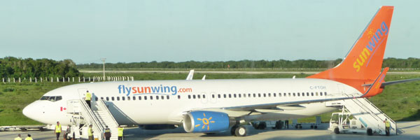Image: Sunwing Airlines Toronto