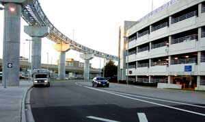 Pearson Airport , Terminal 3  Parking and Car Rentals