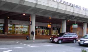 Pearson International Airport Avis Car Rental